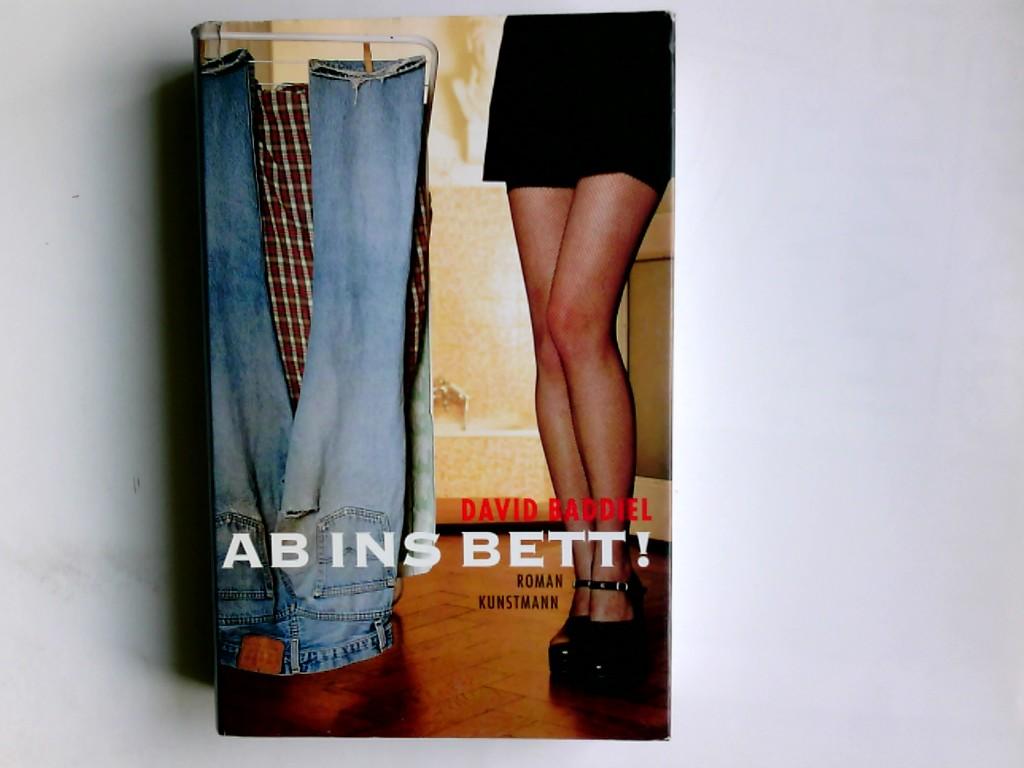 Ab ins Bett!. David Baddiel. Dt. von Helga Herborth 1. Aufl.
