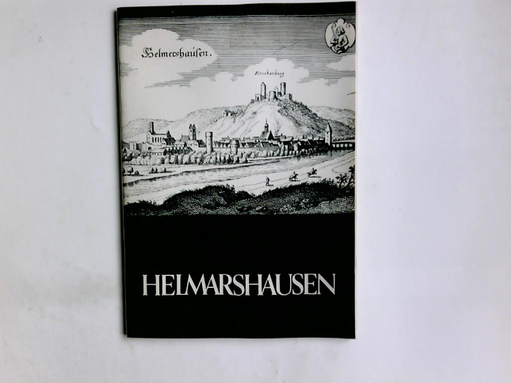 Helmarshausen  Beiträge zur GEschichte der Stadt der Reichabetei und der Kunstwerkstätten helmarhausen 2. Aufl.
