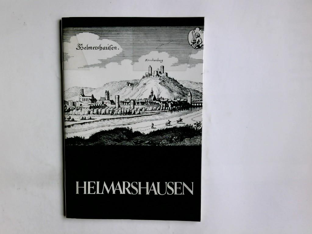 Helmarshausen  Beiträge zur Geschichte der Stadt der Reichabetei und der Kunstwerkstätten Helmarhausen 4. Aufl.