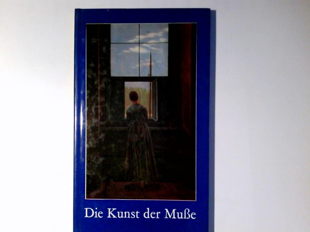 Die Kunst der Musse. H. G. Schwieger / Die blaue Reihe