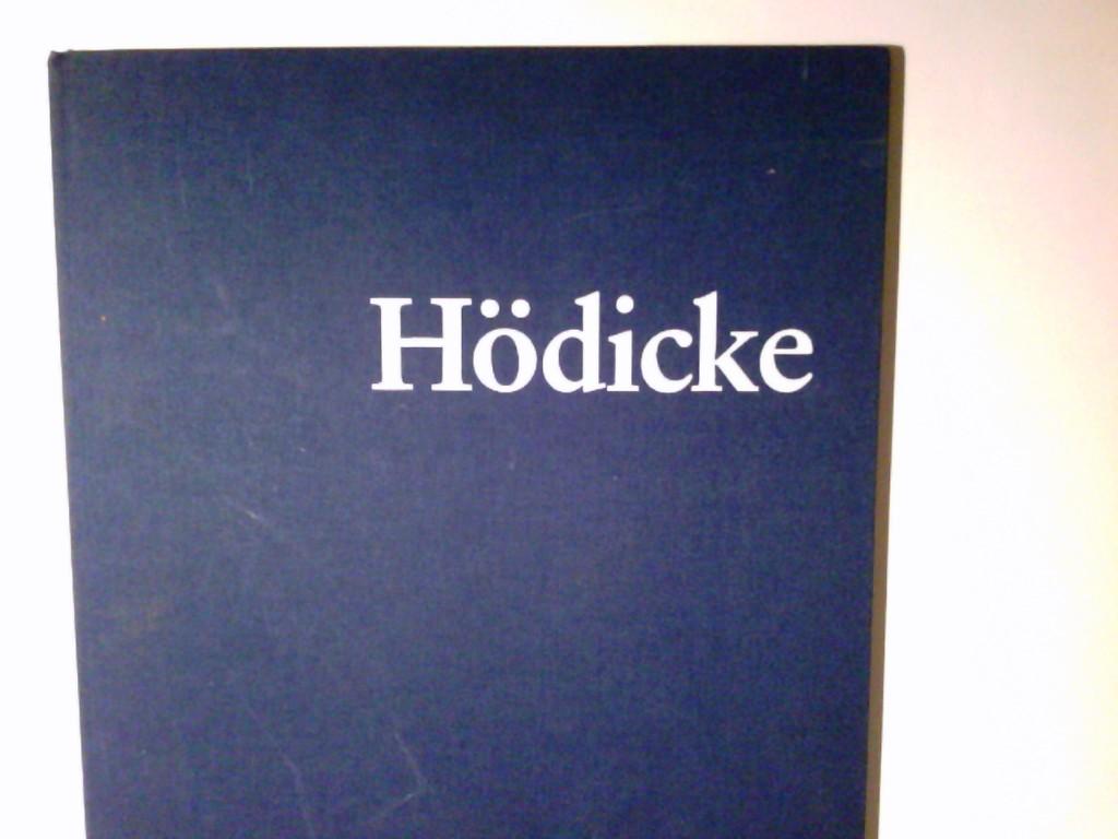 K.H. Hödicke.
