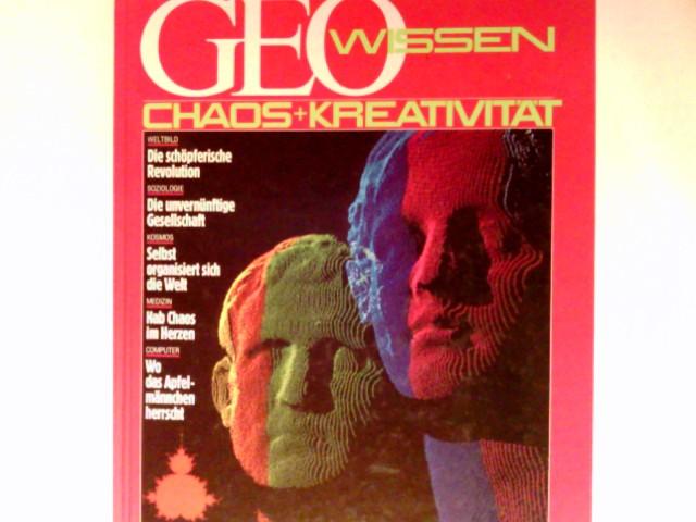 Geowissen Chaos + Kreativität.