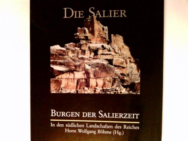Burgen der Salierzeit  Teil 1., In den südlichen Landschaften des Reiches. Römisch-Germanisches Zentralmuseum: 2. Auflage Monographien ; Bd. 26