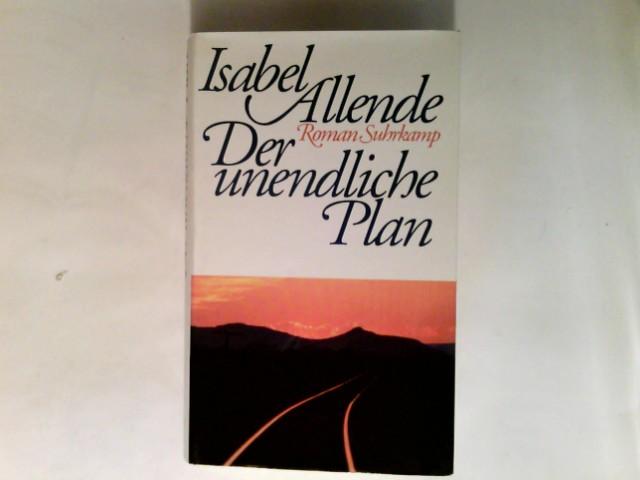 Der unendliche Plan : Roman.