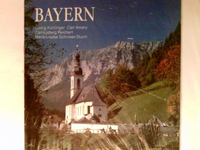 Bayern.   Edition die Deutschen Länder Sonderausgabe für Time-Life Books.