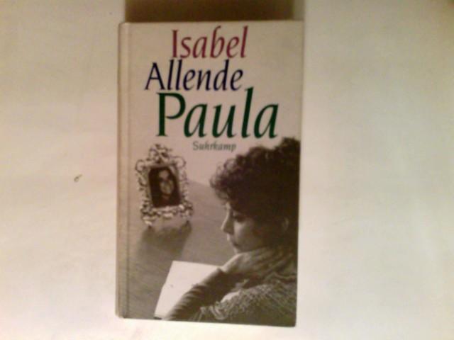Paula. Isabel Allende. Sonderausg.  3. Aufl. dieser Ausg.