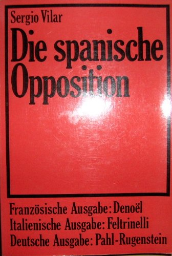 Die spanische Opposition.