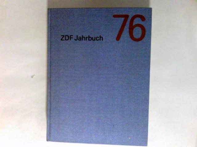 Zweites Deutsches Fernsehen. Jahrbuch 1976