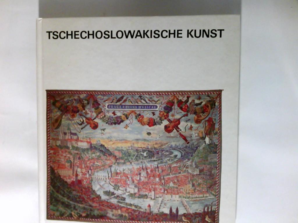 Tschechoslowakische Kunst.