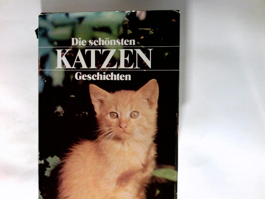 Die schönsten Katzen-Geschichten Sonderausg.