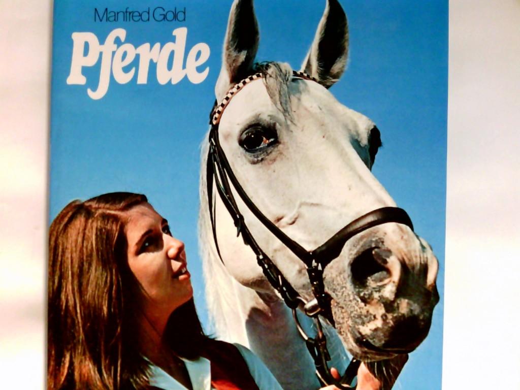 Pferde. Manfred Gold
