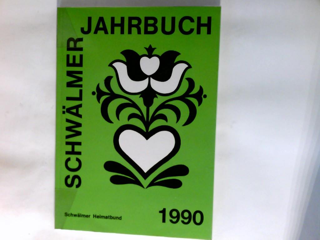 Schwälmer Jahrbuch 1990 Schwälmer Heimatbund