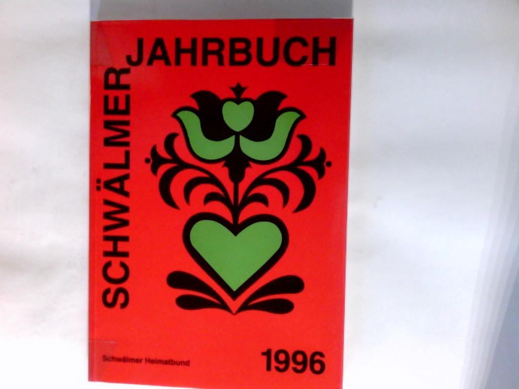Schwälmer Jahrbuch 1996 Schwälmer Heimatbund
