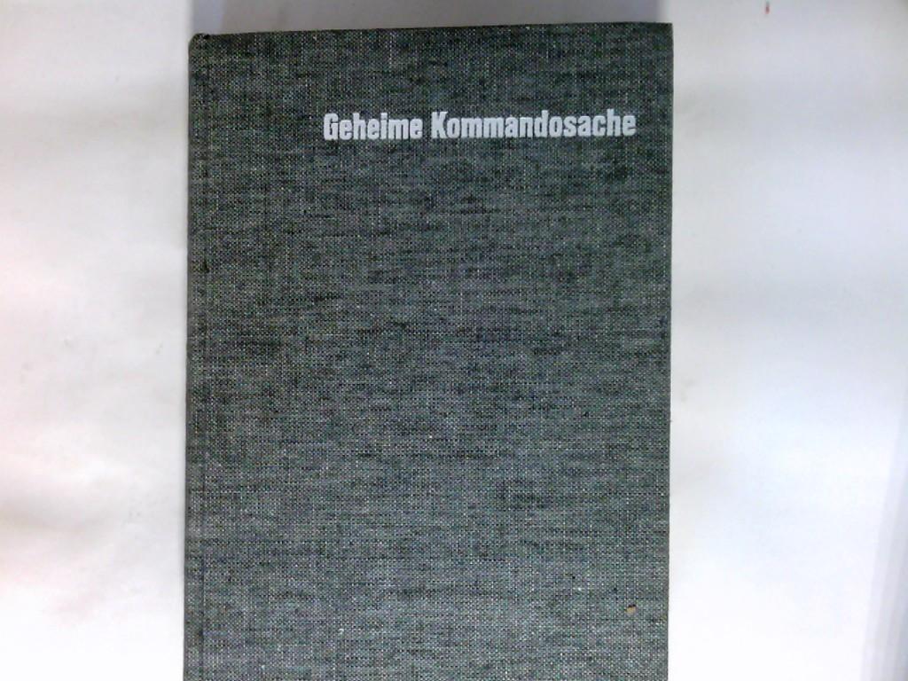 Geheime Kommandosache   Band. 2