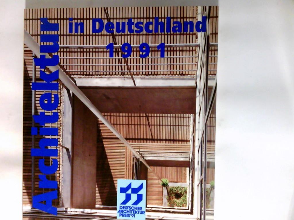 Architektur in Deutschland .