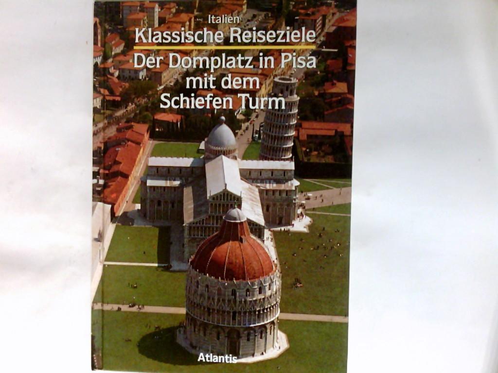 Der Domplatz in Pisa mit dem Schiefen Turm. Klassische Reiseziele : Italien, Lizenzausgabe