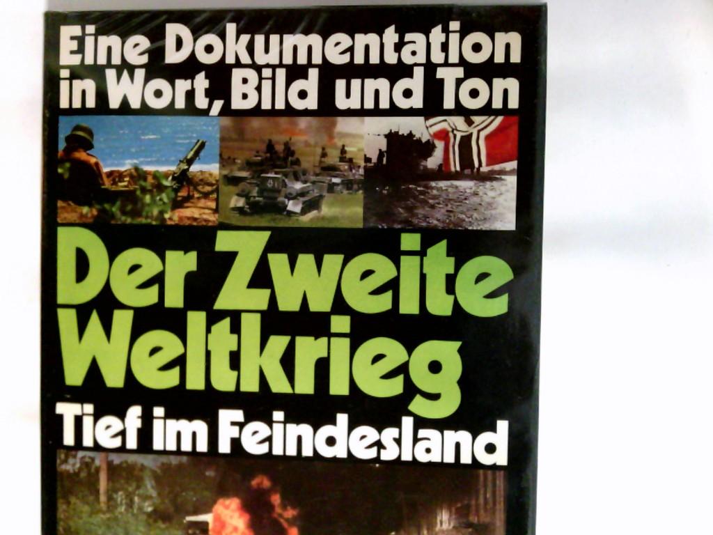 Der II.  Weltkrieg   Band. 3., Tief im Feindesland : 1941 - 1943 Band 1