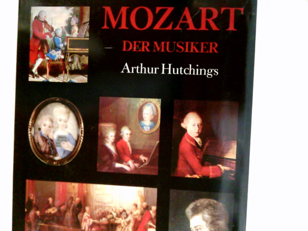Mozart   Der Musiker