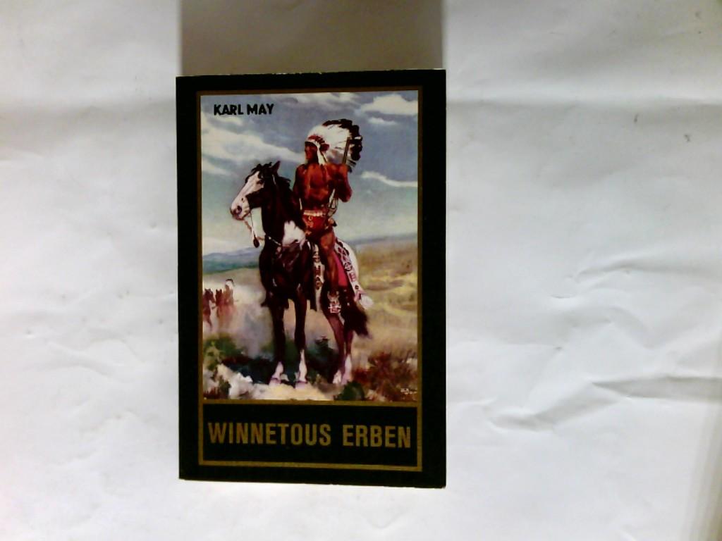 May, Karl: Klassische Meisterwerke   Winnetous Erben : Reiseerzählung