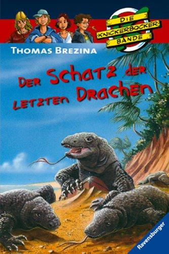 Die Knickerbocker-Bande  Krimiabenteuer Nr. 51., Der Schatz der letzten Drachen.