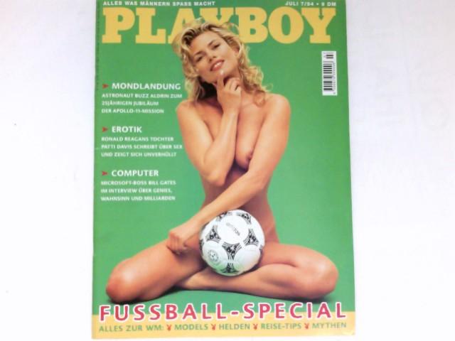 PLAYBOY 7/1994 : Alles was Männern Spaß macht.