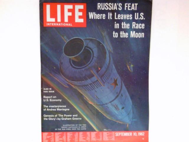 LIFE International No.6 / 1962 : Vol. 33.