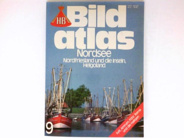 Nordsee, Nordfriesland, Helgoland : HB Bildatlas 9. 5. Auflage.