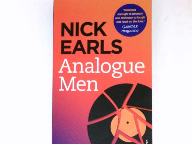 Analogue Men : A Novel.