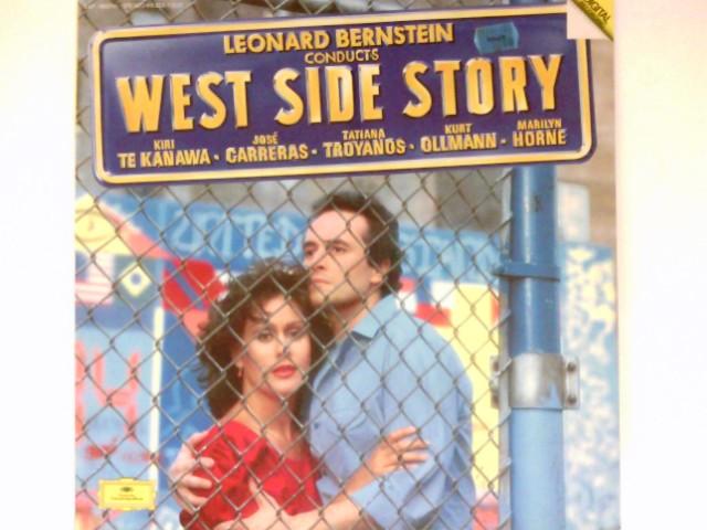 West Side Story, 2 Vinyls, 2 LPs : mit 24 Textseiten.