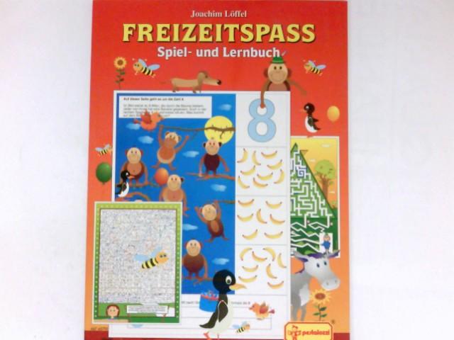 Freizeitspass : Spiel- und Lernbuch.