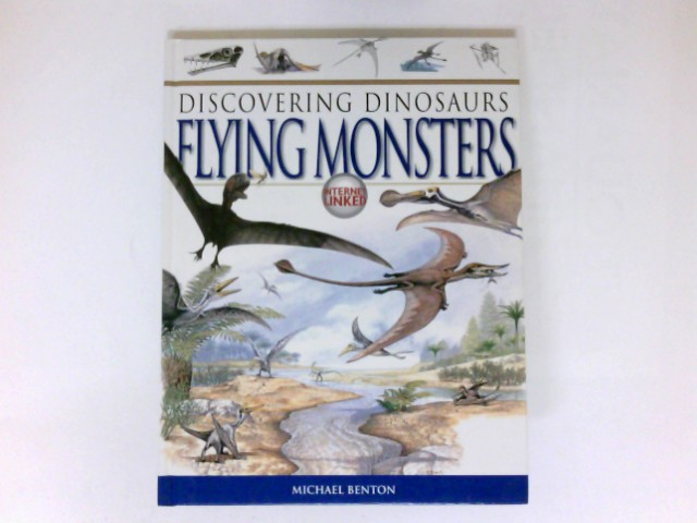 Disacovering Dinosaurs - Flying Monsters :