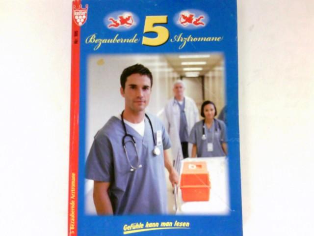 5 bezaubernde Arztromane : Nr. 105.