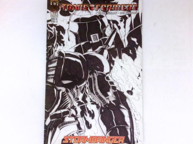 Transformers - Stormbringer #2/2006 :