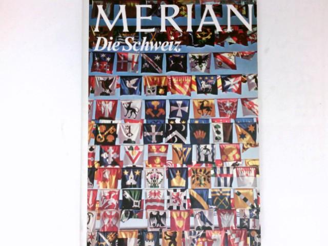Die Schweiz : Merian ; Jg. 28, Nr. 1.