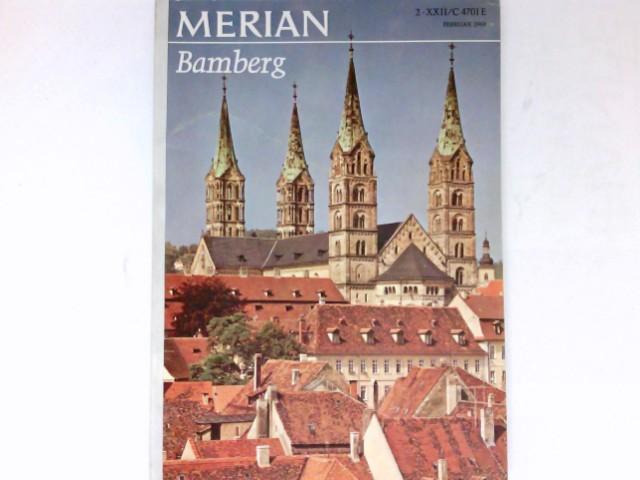 Bamberg : Merian ; Jg. 22, Nr. 2.