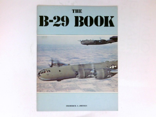 The B-29 Book :