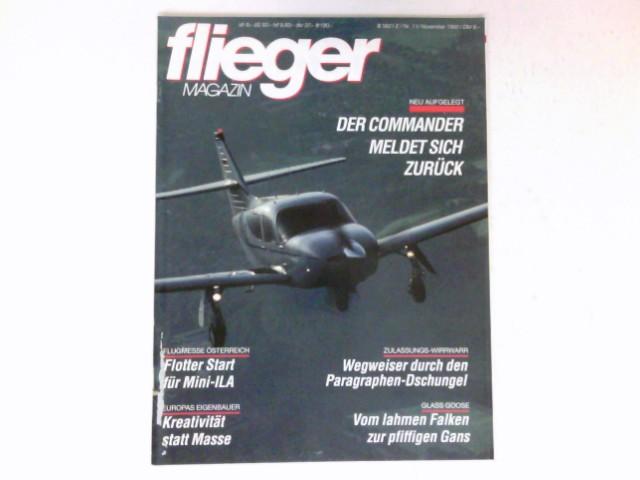 Fliegermagazin - Nr. 11 / 1992 :