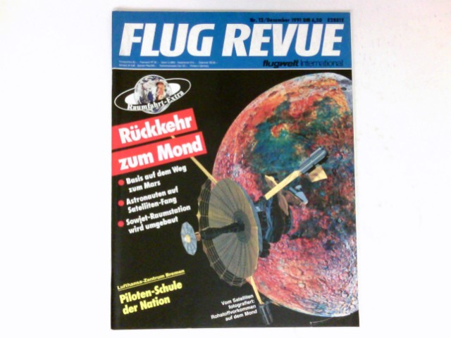 Flug Revue - No 12 - 1991 :