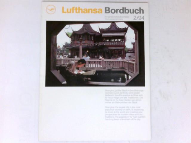 Lufthansa Bordbuch, 2/94 :
