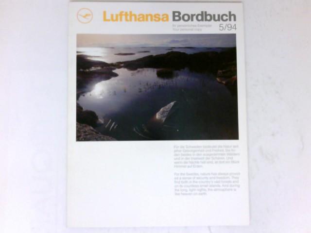 Lufthansa Bordbuch, 5/94 :