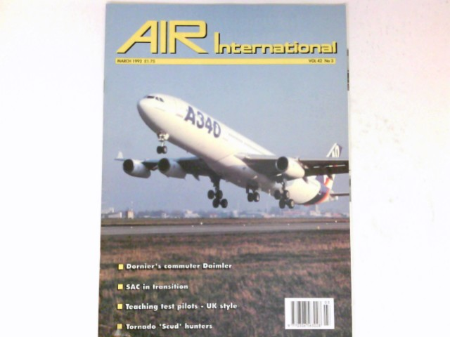 AIR International, Vol 42, No 3, 1992 :
