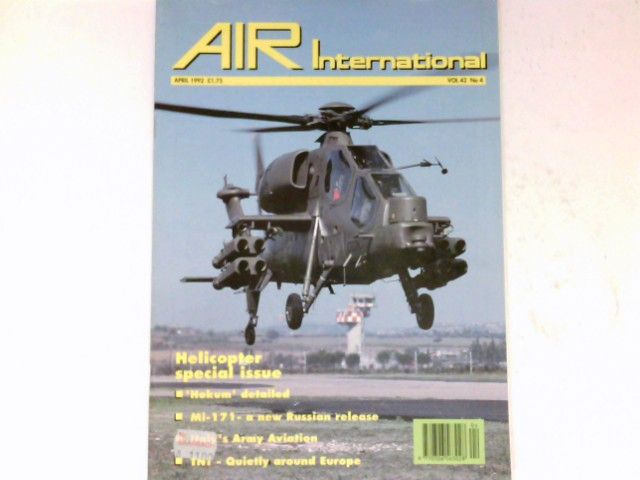AIR International, Vol 42, No 4, 1992 :