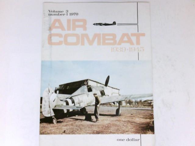 Air Combat 1939-1945, Vol 3, No 1 / 1970 :