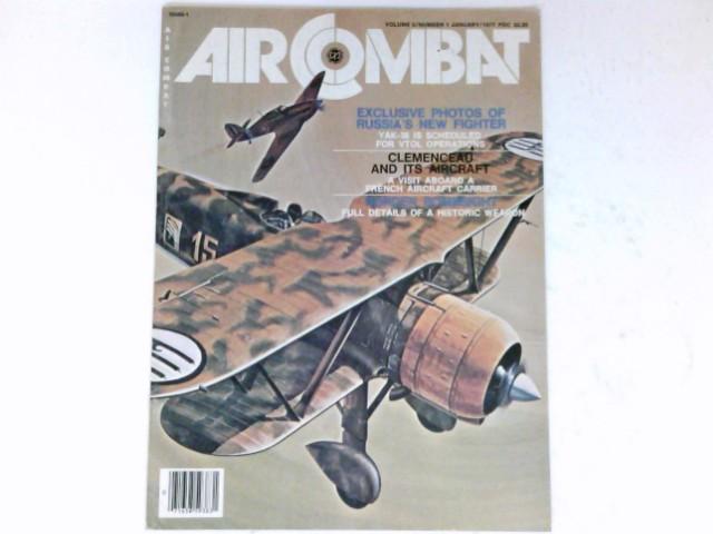 Air Combat, Vol 5, No 1 / 1977 :