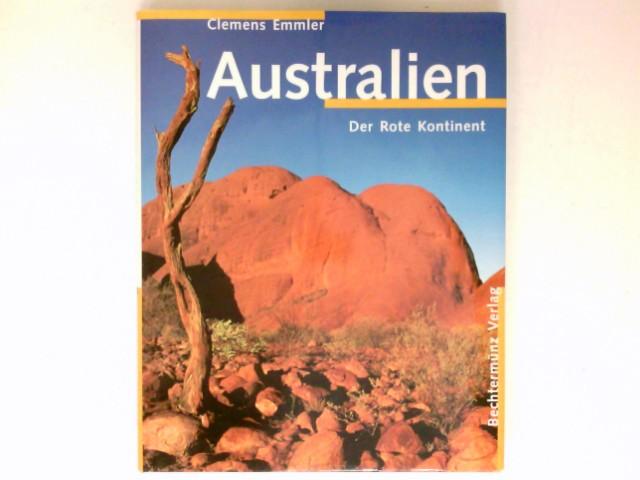 Australien : der rote Kontinent.