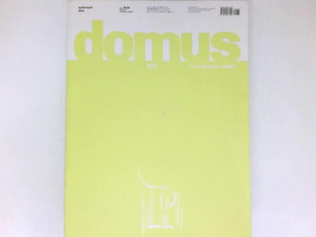 domus 979 - la citta dell'uomo : Aprile/April 2014.