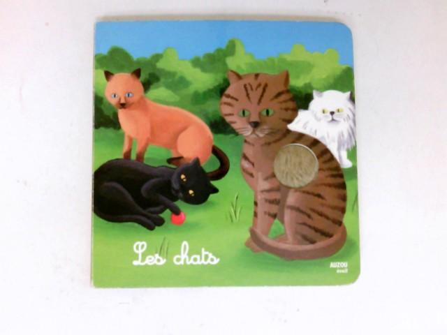 Les chats : Illustrations de Christophe Boncens.
