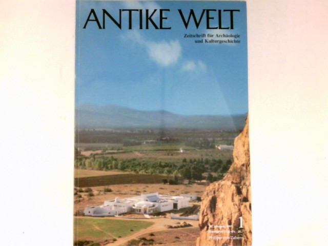 Antike Welt - 1/1997 : 28. Jahrgang. Zeitschrift für Archäologie und Kulturgeschichte.