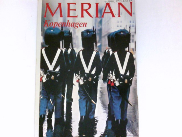 Kopenhagen : Merian, 4/30.
