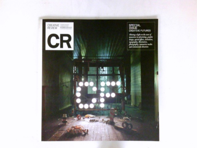 Creative Review, November 2005 : Creative Futures Special Issue. The Best in Visual Communication.